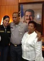 CUMPLEAÑOS EL JEFE DE LA POLICÍA MANUEL CASTRO CASTILLO