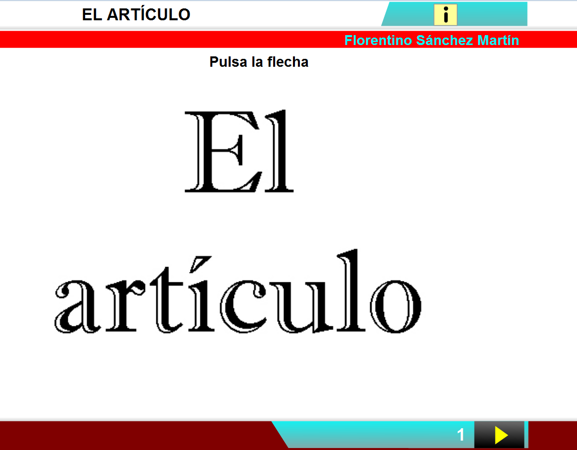 http://cplosangeles.juntaextremadura.net/web/edilim/curso_2/lengua/articulo02/articulo02.html