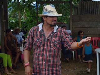 Gobernará donde su hermano comanda las FARC
