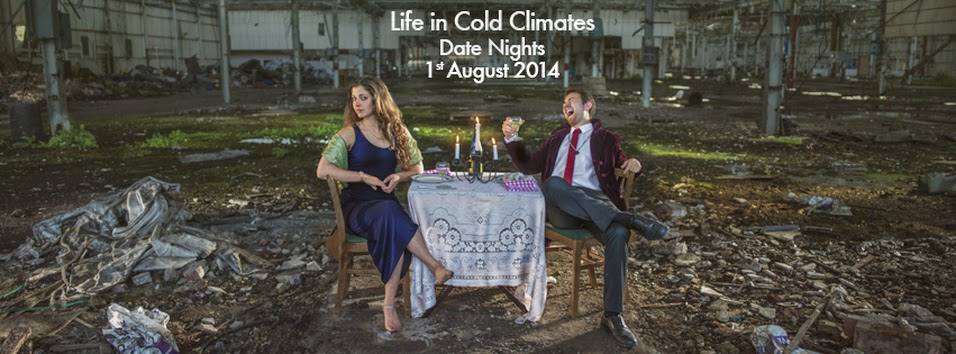 Cardiff Life in cold climates Second E.P. Date Nights