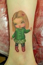 Tattoos de André Tenório