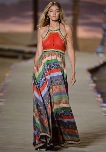 coleção Verão 2016 moda feminina Tommy Hilfiger
