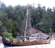 Ritat o skurit akter- och förornamentiken på Vikingaskeppet Sigrid Storråda