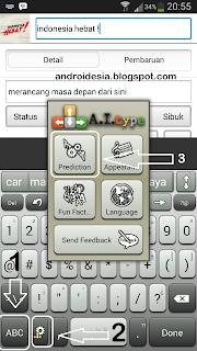 Cara Membuat Autotext Android