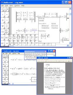 Math-o-mir 1.61 Beta: Tool Gratis untuk Memasukkan Formula ke Dalam Dokumen
