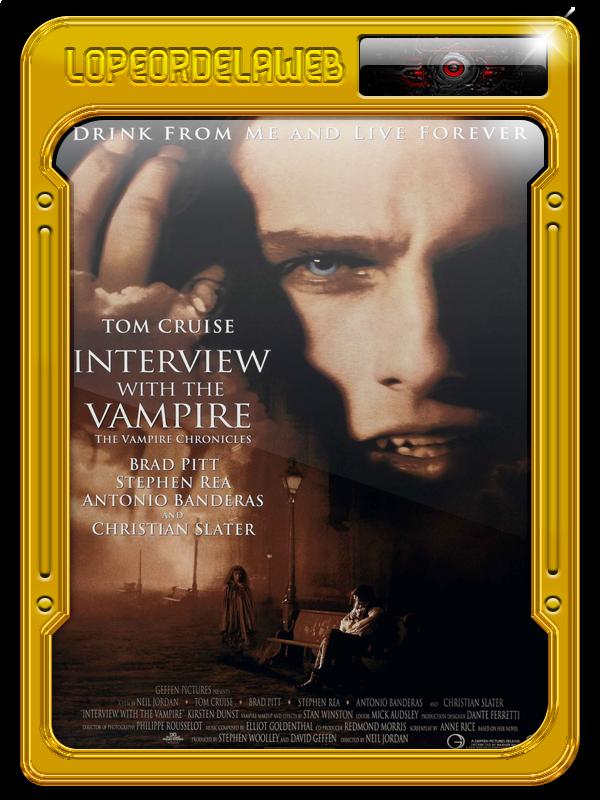 Entrevista Con El Vampiro (1994) [BrRip-720p-Dual-Mega]