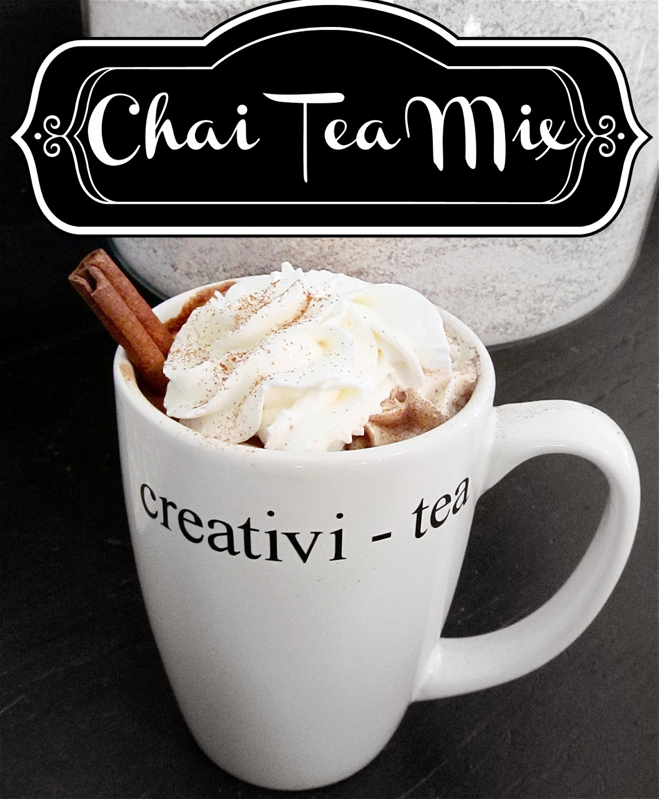This Chai tea mix is sooooo good! My first sip was - WOW! I can't ...