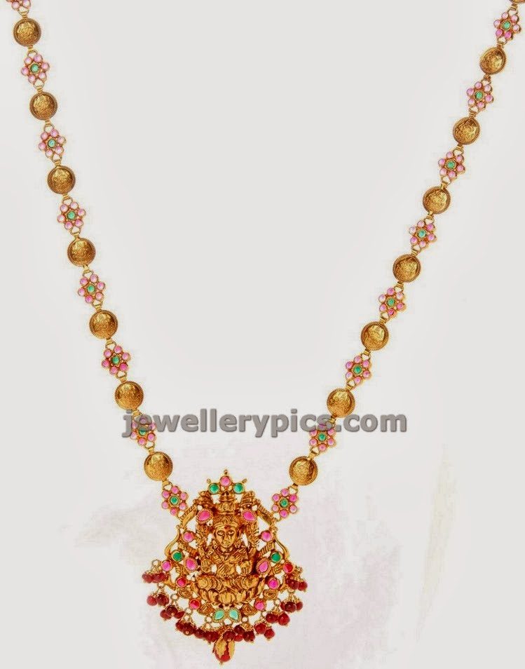 Designer lakshmi kasumala - Latest Jewellery Designs