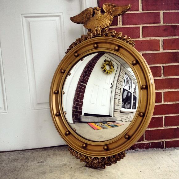 Port Hole Mirror | DIY Playbook