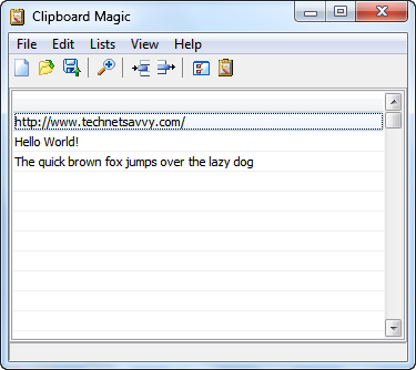 Clipboard Magic 5