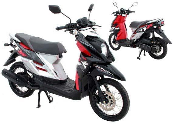 Modif Yamaha Yt 115