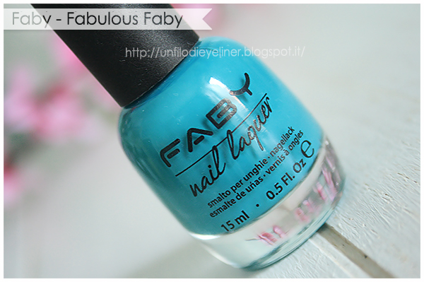Swatch & Review: Faby - Fabulous Faby Collection Plastic Jewels & Neon Lights