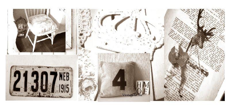 Decoracion vintage industrial retro chic inspiracion almohadones french - Decoracion industrial vintage ...