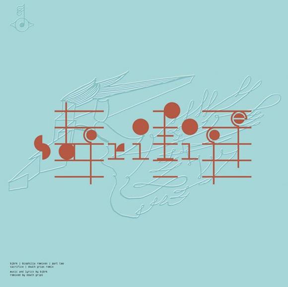 Björk - Sacrifice y Thunderbolt (Death Grips Remix)