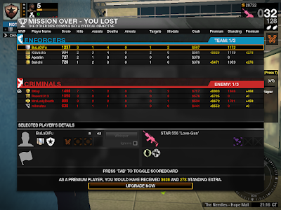APB Reloaded - Mission Scoreboard Large