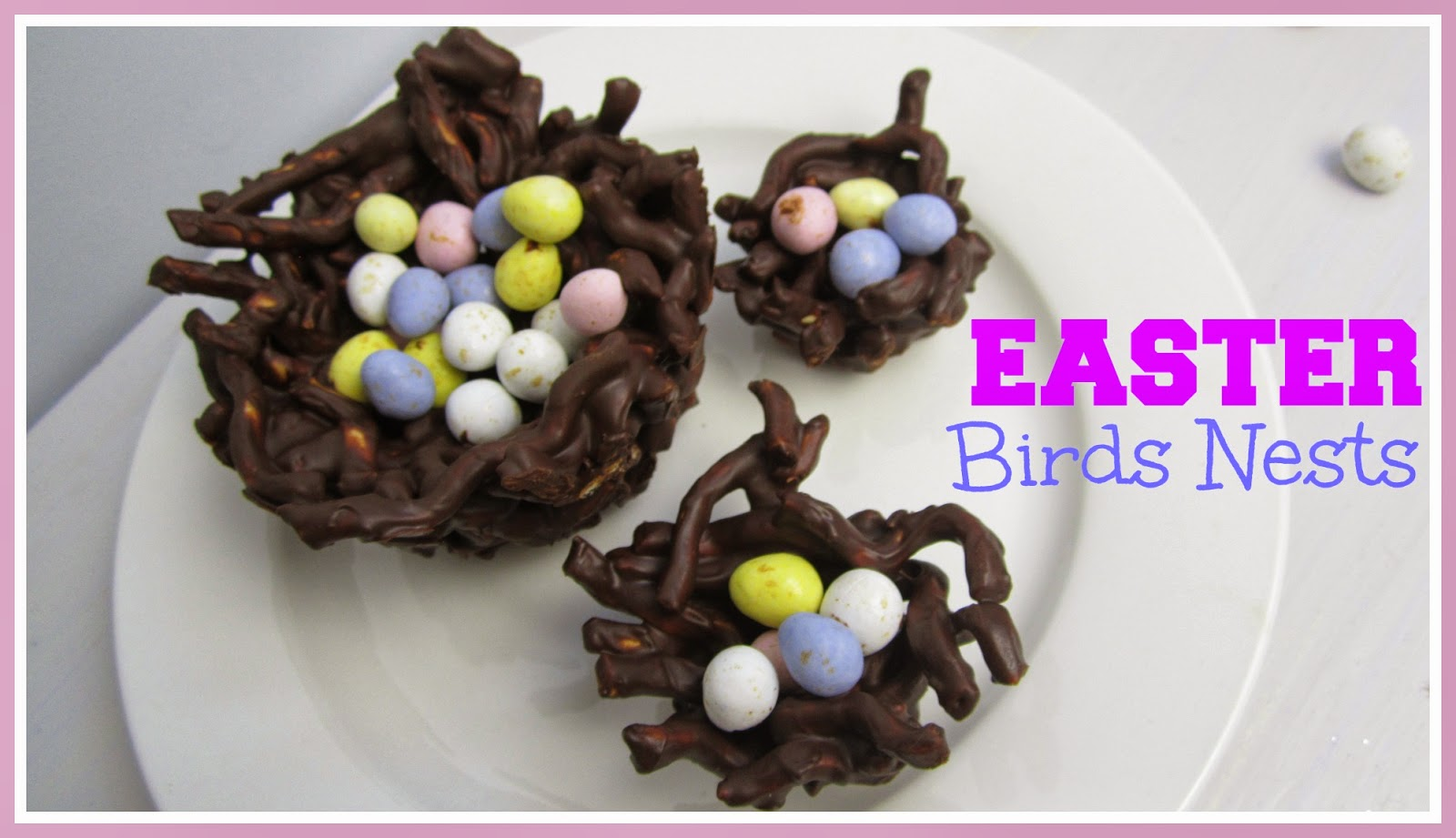 StyleNovice: {Recipe} Easter Egg Nests