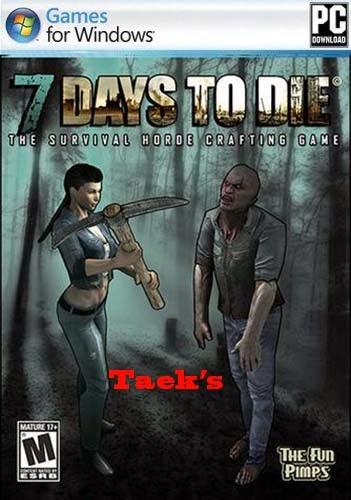 7 Days To Die Alpha 7.1 Steam Edition Cracked-3DM