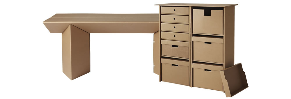 Brisbane la mode meet cardboard aka furniture via karton for Where can i get affordable furniture