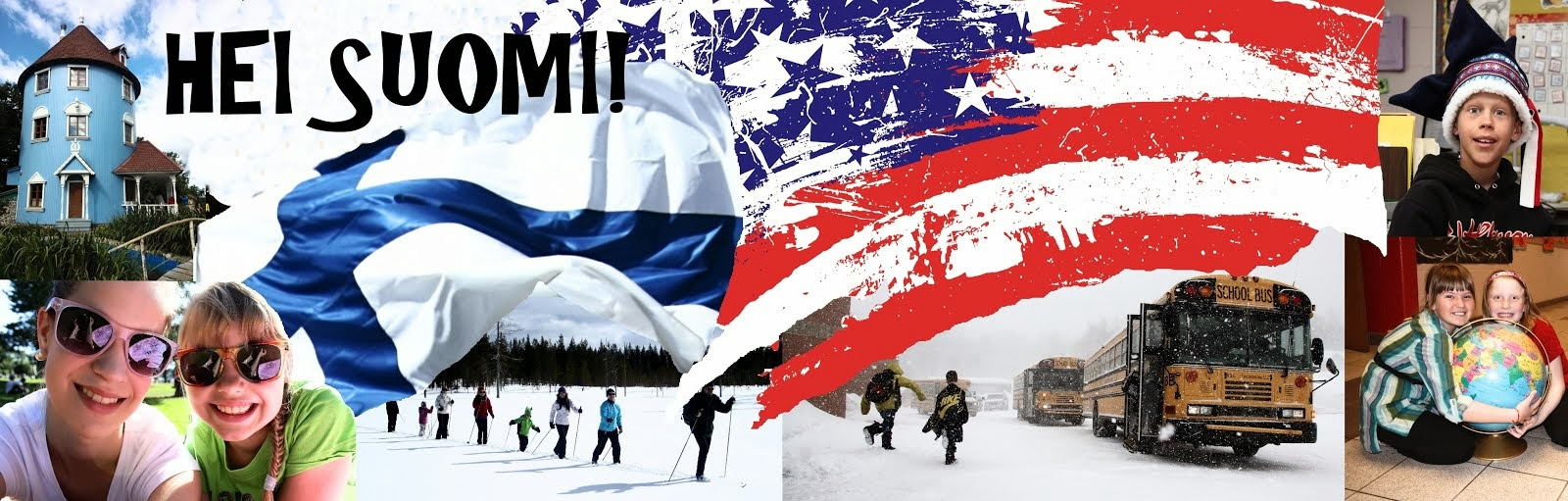 HEI SUOMI! PROGRAM