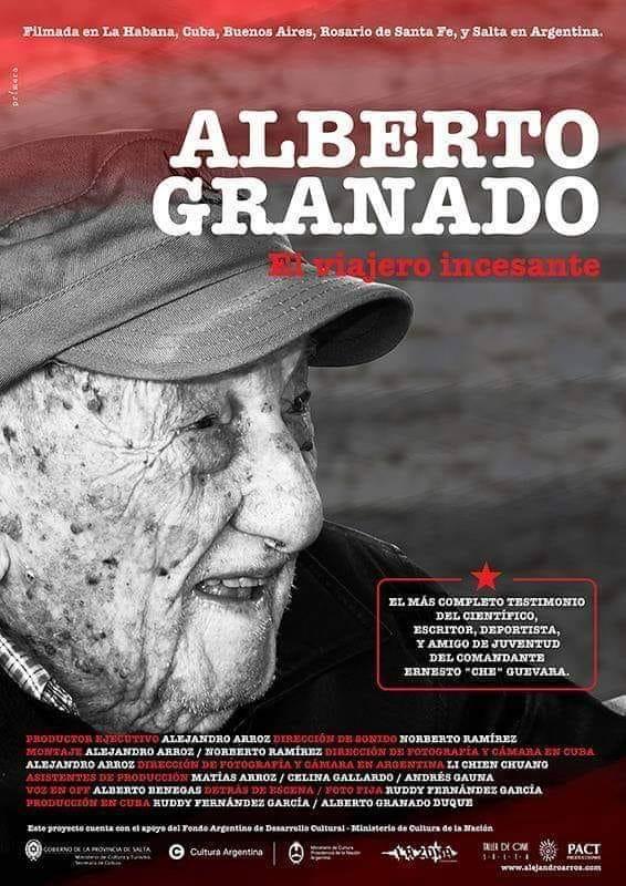 Largometraje ALBERTO GRANADO