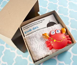Kids Surprise Party Box Invitation