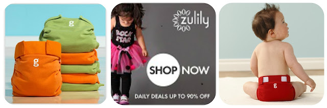 gnappies zulily sale