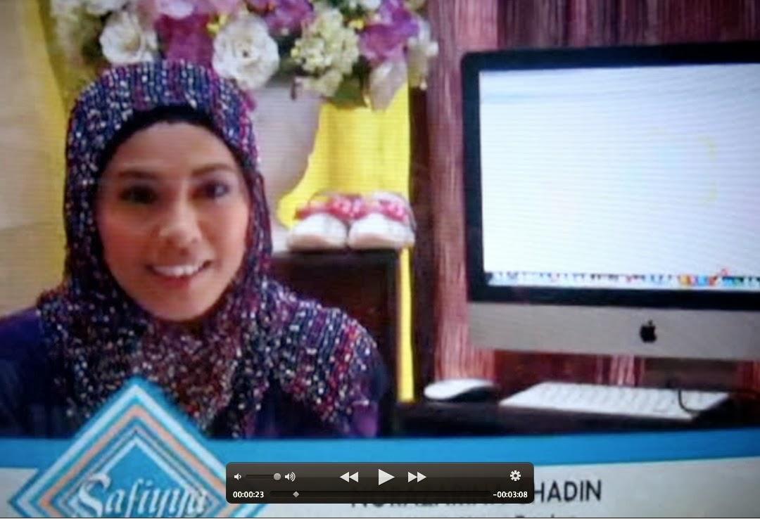 nonaDsign @ SAFIYYA TV9