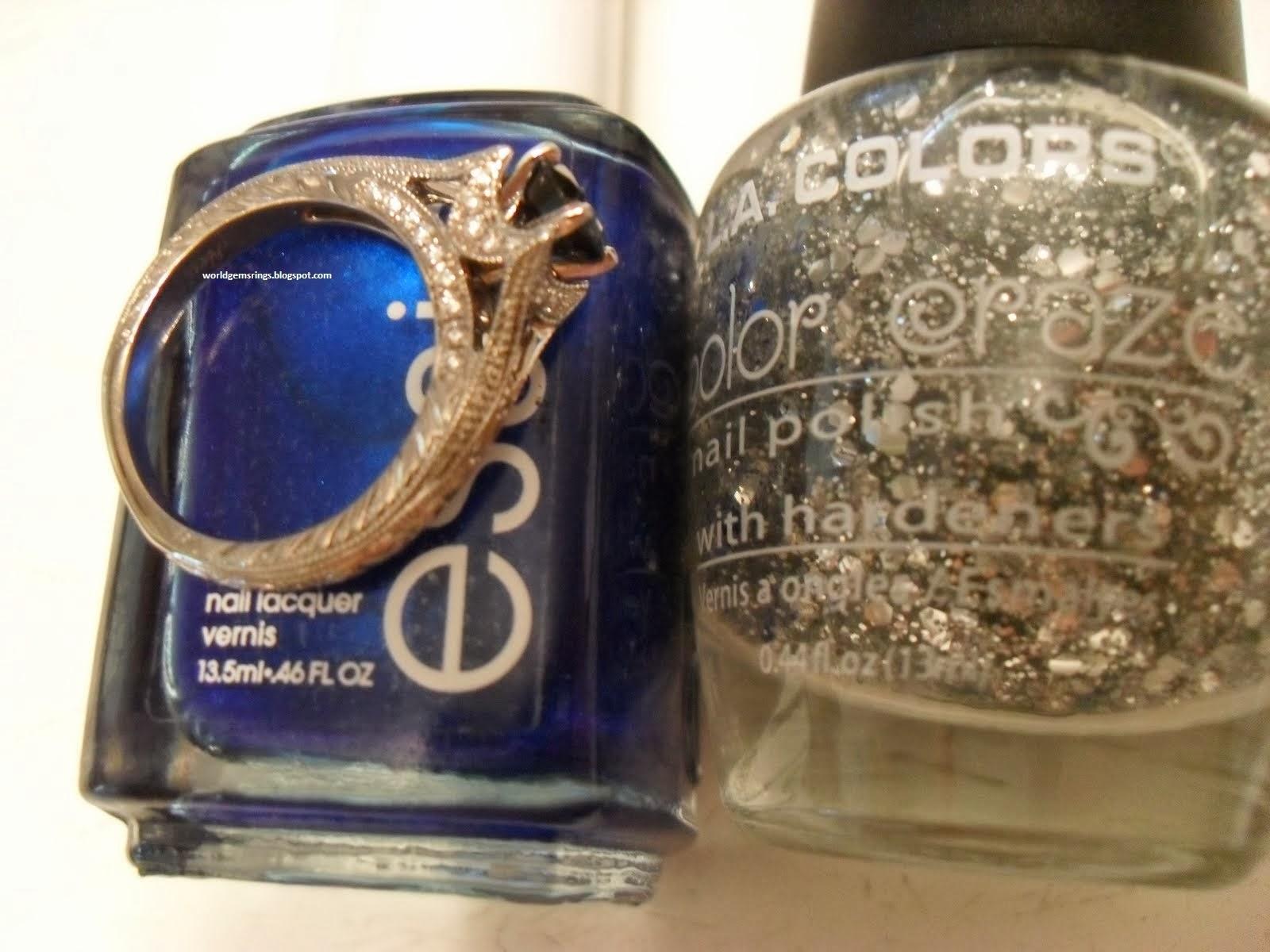 Lapis Lazuli Engagement Rings Ky