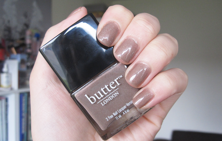 NOTD: Butter London - All Hail The Queen