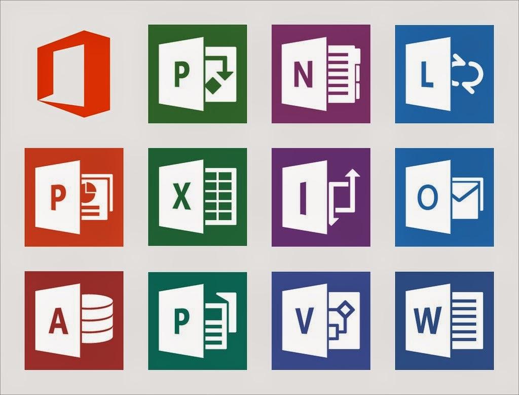 Bagian-bagian Microsoft Office