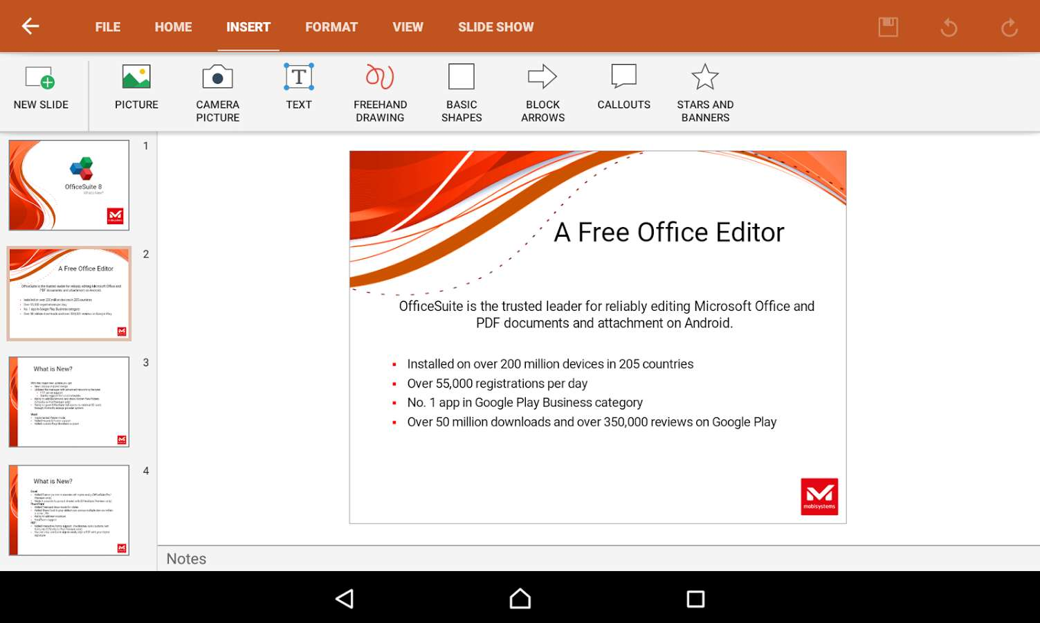 Download OfficeSuite 8 PDF Editor Premium v8.4.4437 | Android APK ...