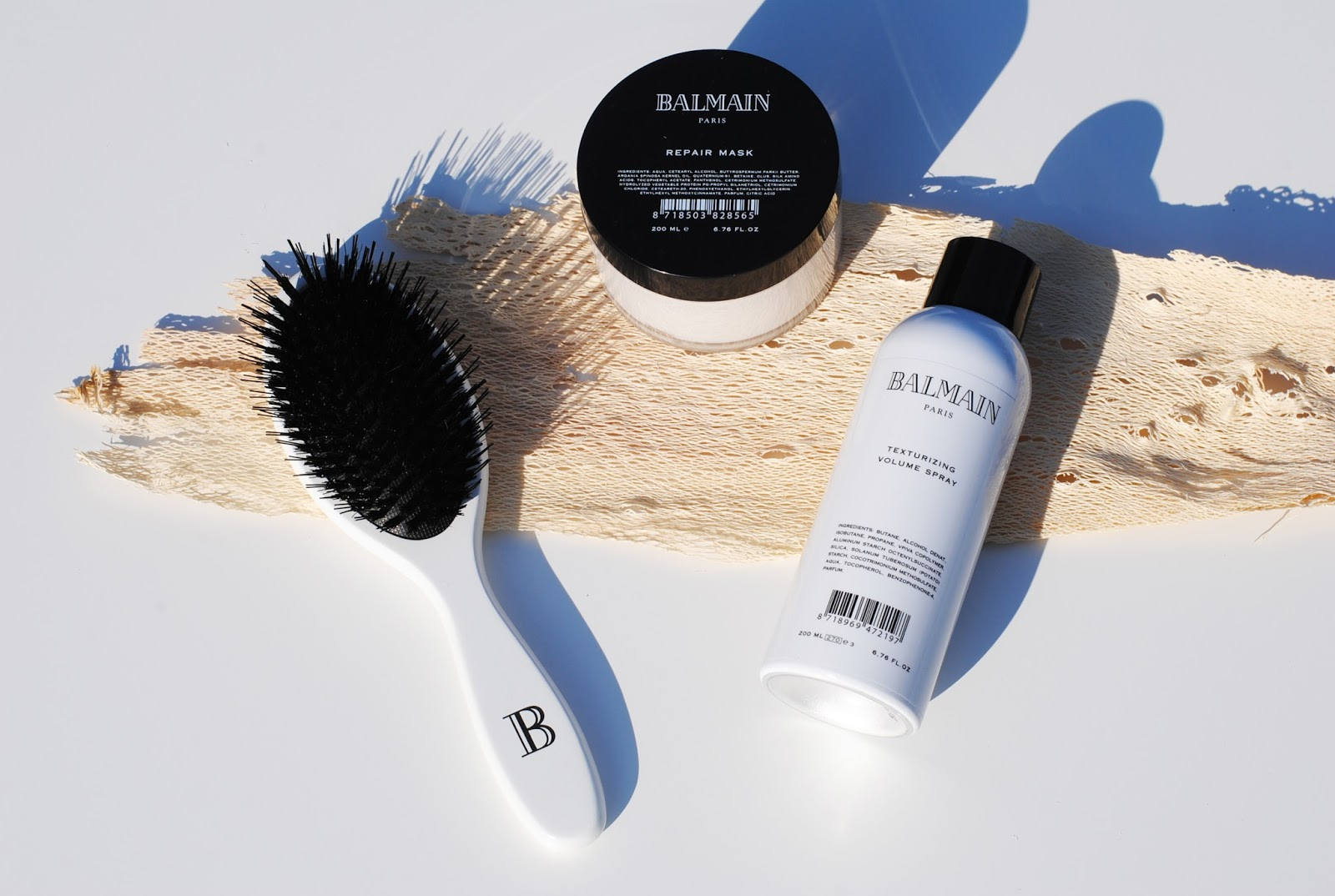 I Am A Fashioneer Balmain Brush Mask Spray