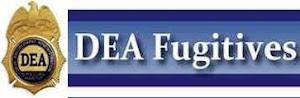 DEA Fugitivos Buscados