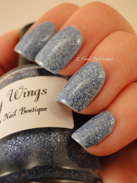Amy's Nail Boutique Fairy Wings