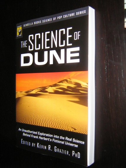 the science of dune grazier kevin r