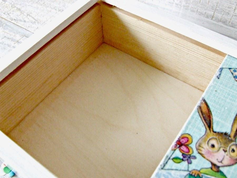 Piórniki decoupage problem z zamykaniem zasuwy pudełka. Porady decouapge.