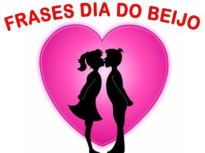 Frases sobre Amor e Beijos
