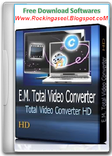 Total Video Converter 3.61 Free Download