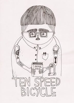 Interview with Kaila of Ten Speed Bicycle