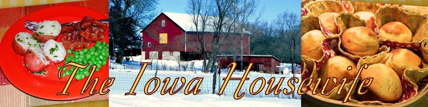 The Iowa Housewife