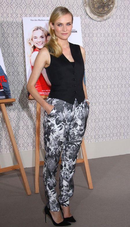 Diane Kruger's styles