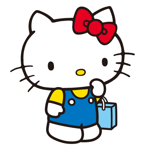 Hello Kitty Png Pack Sticker Line Camera