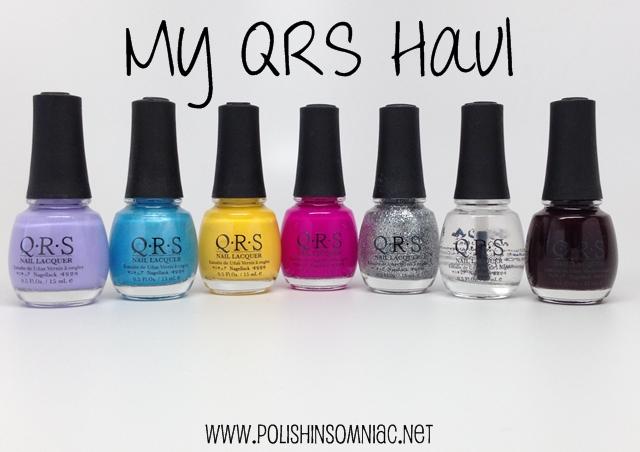 My QRS Haul!