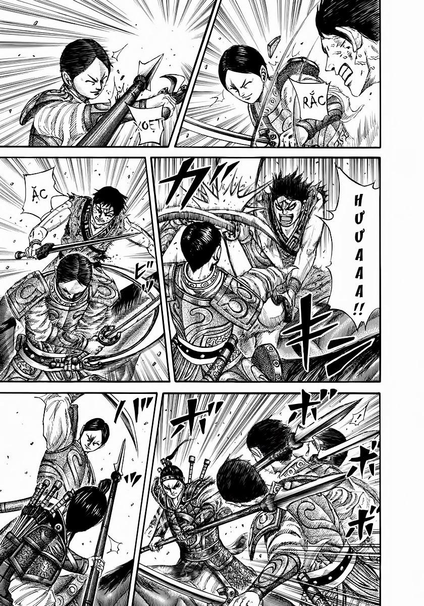 Kingdom – Vương Giả Thiên Hạ (Tổng Hợp) chap 218 page 8 - IZTruyenTranh.com