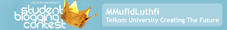 Telkom University Creating the Future | MMufidLuthfi Blog