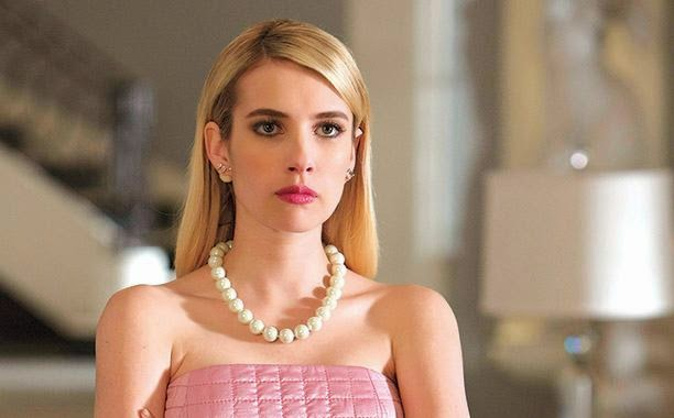 Emma Roberts habla de 'Scream Queens'