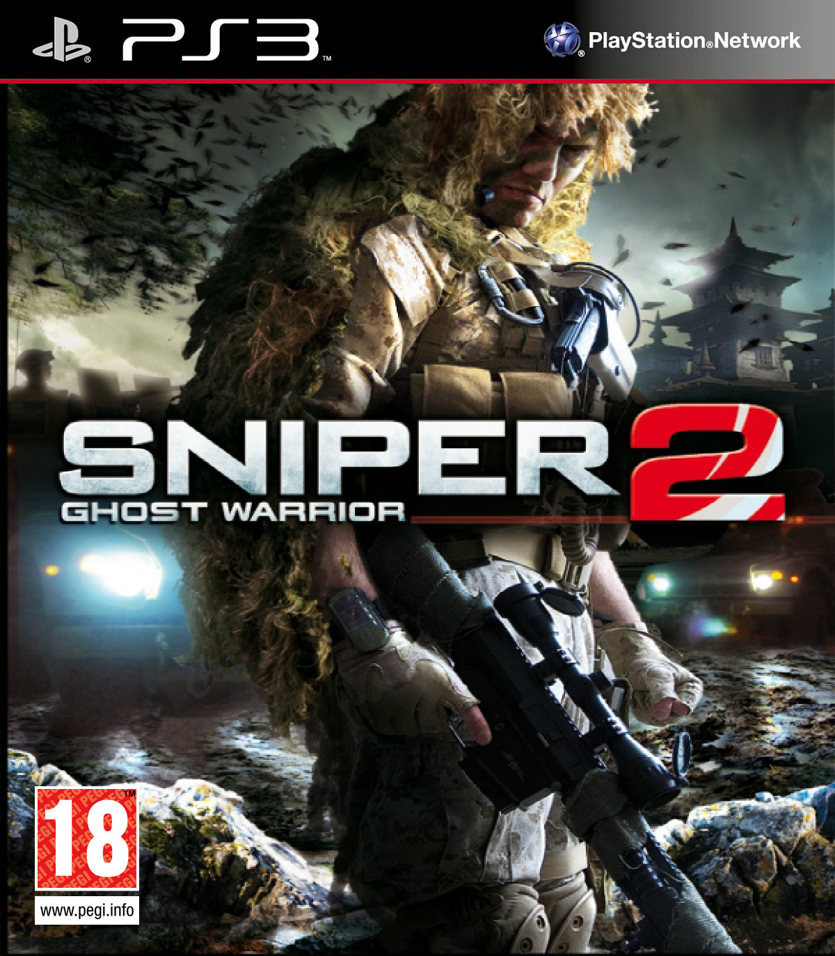Flash Games For Ps3 : Sniper ghost warrior ps game flash