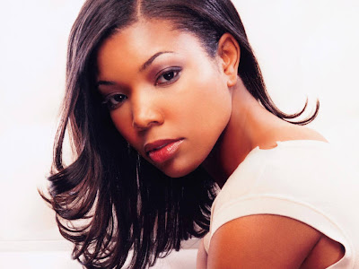 American Black Beauty Gabrielle Union Wallpaper