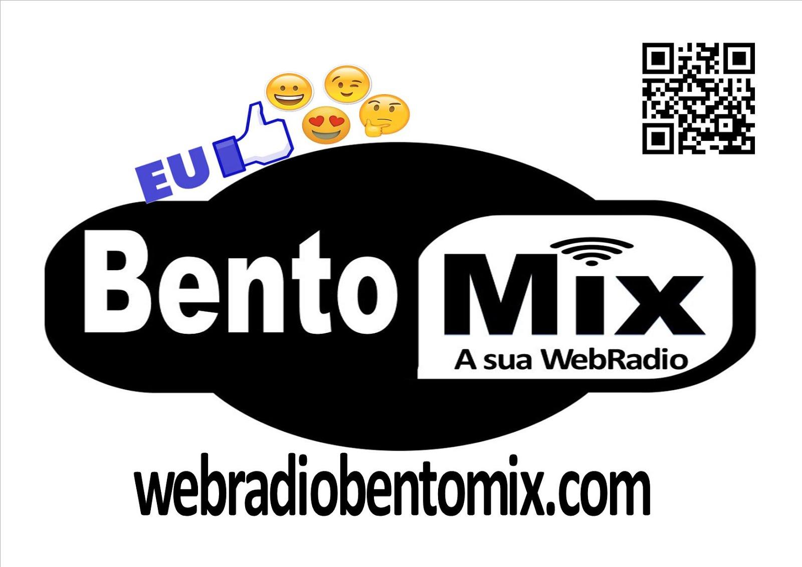 Ouça a Web Rádio Bento Mix