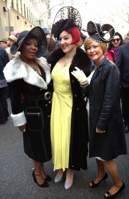 Idiosyncratic Fashionistas: Easter Parade 2014